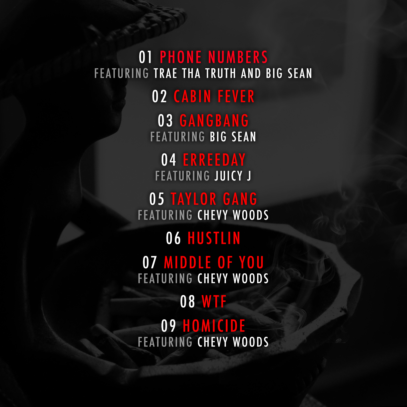 New Mixtape Wiz Khalifa Cabin Fever Rap Radar