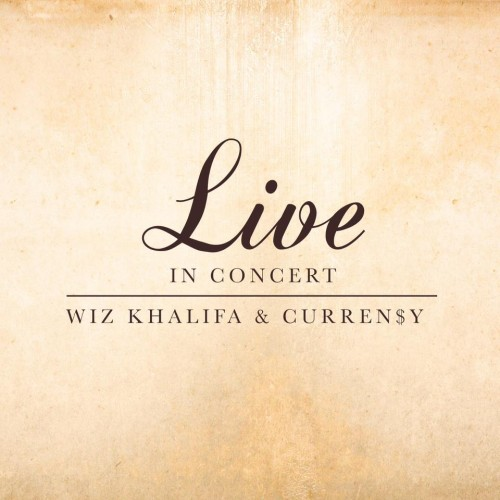 live in concert-cover