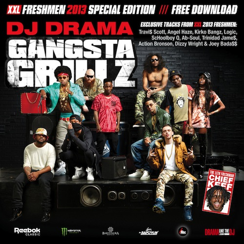 drama gangsta grillz xxl-cover