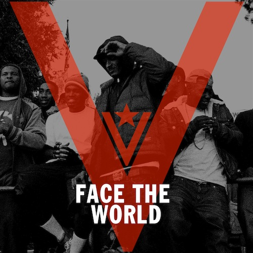 face the world-cover
