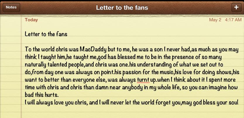 jd letter