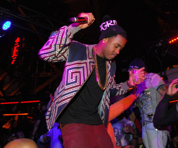 R&B Hitmaker Jeremih Takes Over Chateau Rooftop For Live Performance