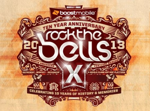 rock the bells x flyer