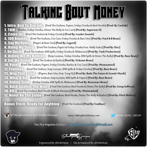 talking bout money-back