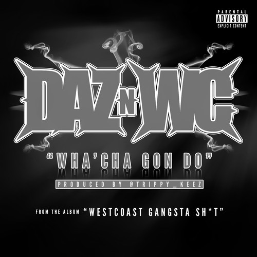 wha'cha gon do-cover
