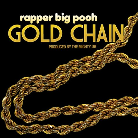 gold chain-cover