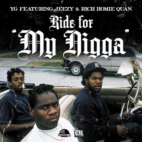 ride for my nigga-cover