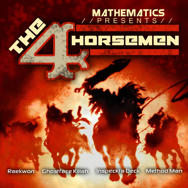 the 4 horsemen-cover