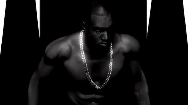 Kanye-West-Black-Skinhead-official-video