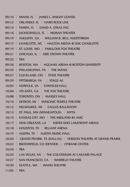 what dreams may come tour dates