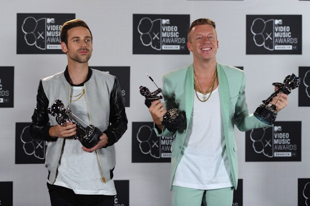 2013 MTV Video Music Awards - Press Room