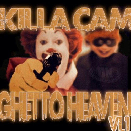 ghetto heaven 1-cover