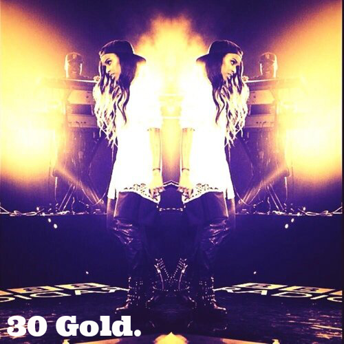 30 gold
