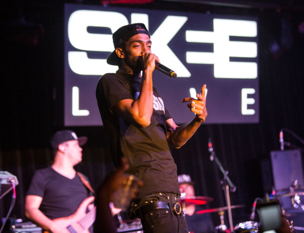 SKEE Live With Paris Hilton, Nipsey Hussle And Dom Kennedy