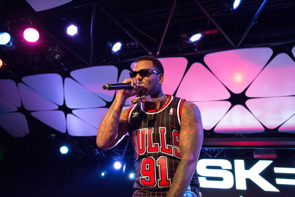 SKEE Live With The Game