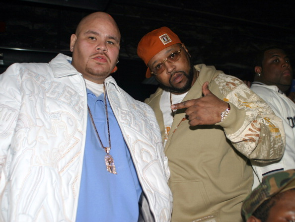 "DJ Kay Slay's ""Street Sweepers Volume II: The Pain From The Game"" Release Party"