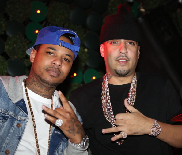 Scram Jones & French Montana's Birthday Celebration