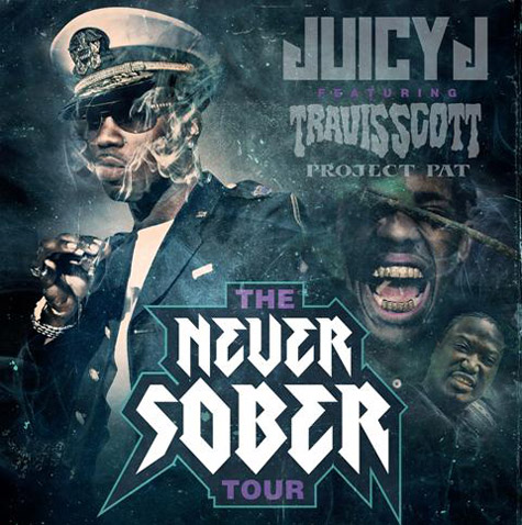 the never sober tour