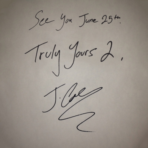 truly yours 2 cover