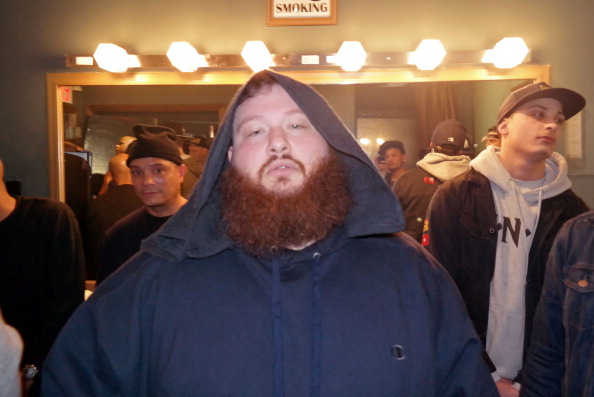 Action Bronson In Concert