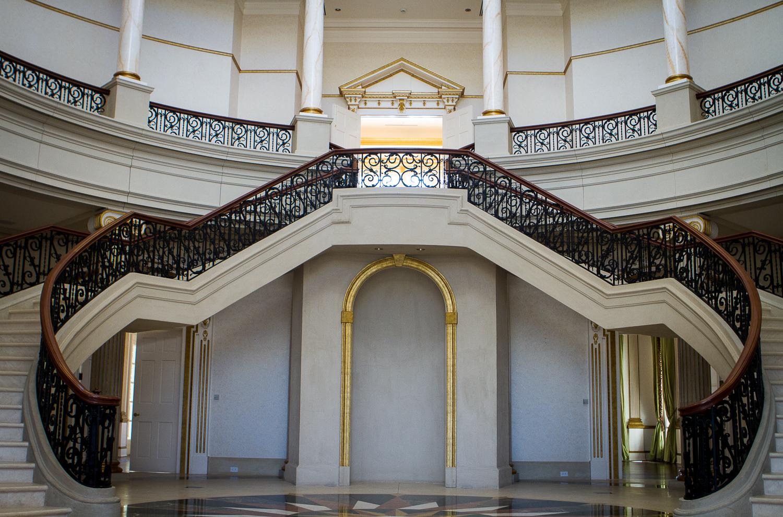 Inside Rick Ross Georgia Mansion | Rap Radar