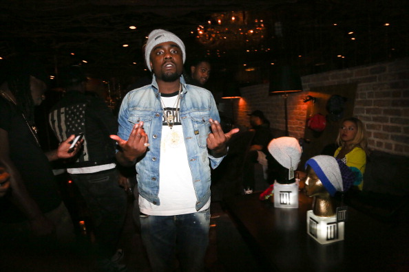 Wale's Wrkng Title Collection Event