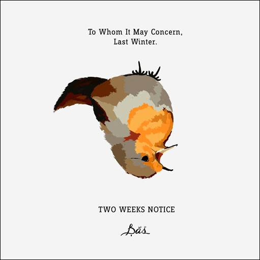 two weeks notices