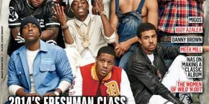 2014 freshmen class