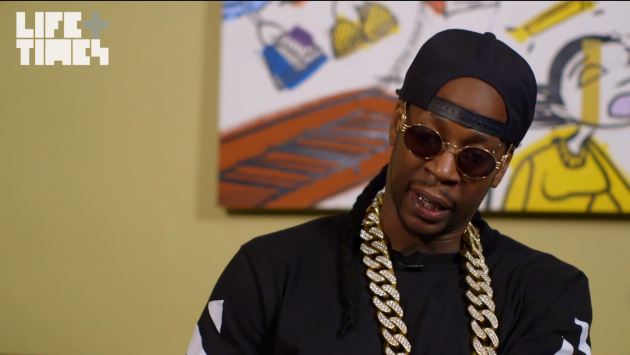 2 Chainz Talks Coming In The Game Confident & Building An Organic Foundation