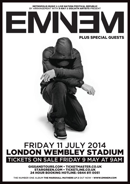 eminem-wembley-concert-flyer