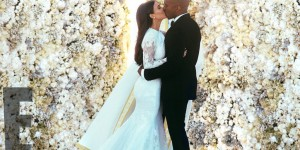 kim-ye wedding
