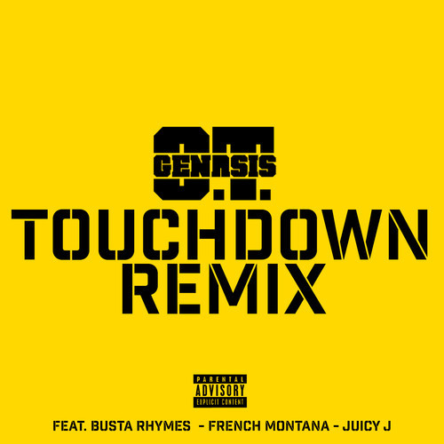 touch down remix