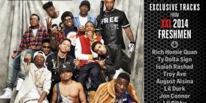 2014 xxl freshman mixtape