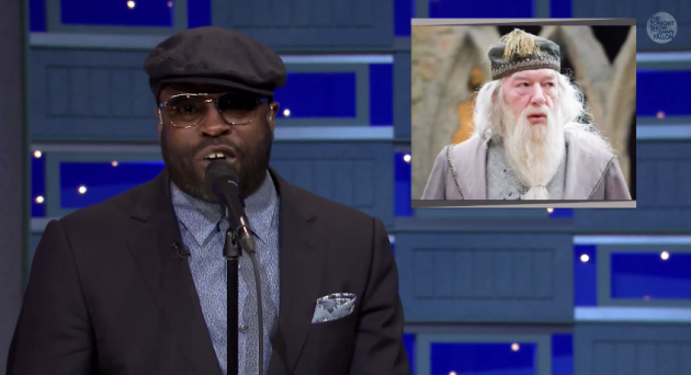 black thought harry potter