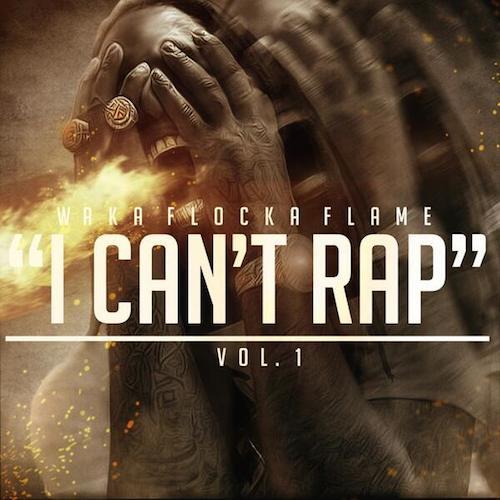 i cant rap