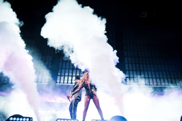 Beyonce & JAY Z - On The Run Tour - Cincinnati