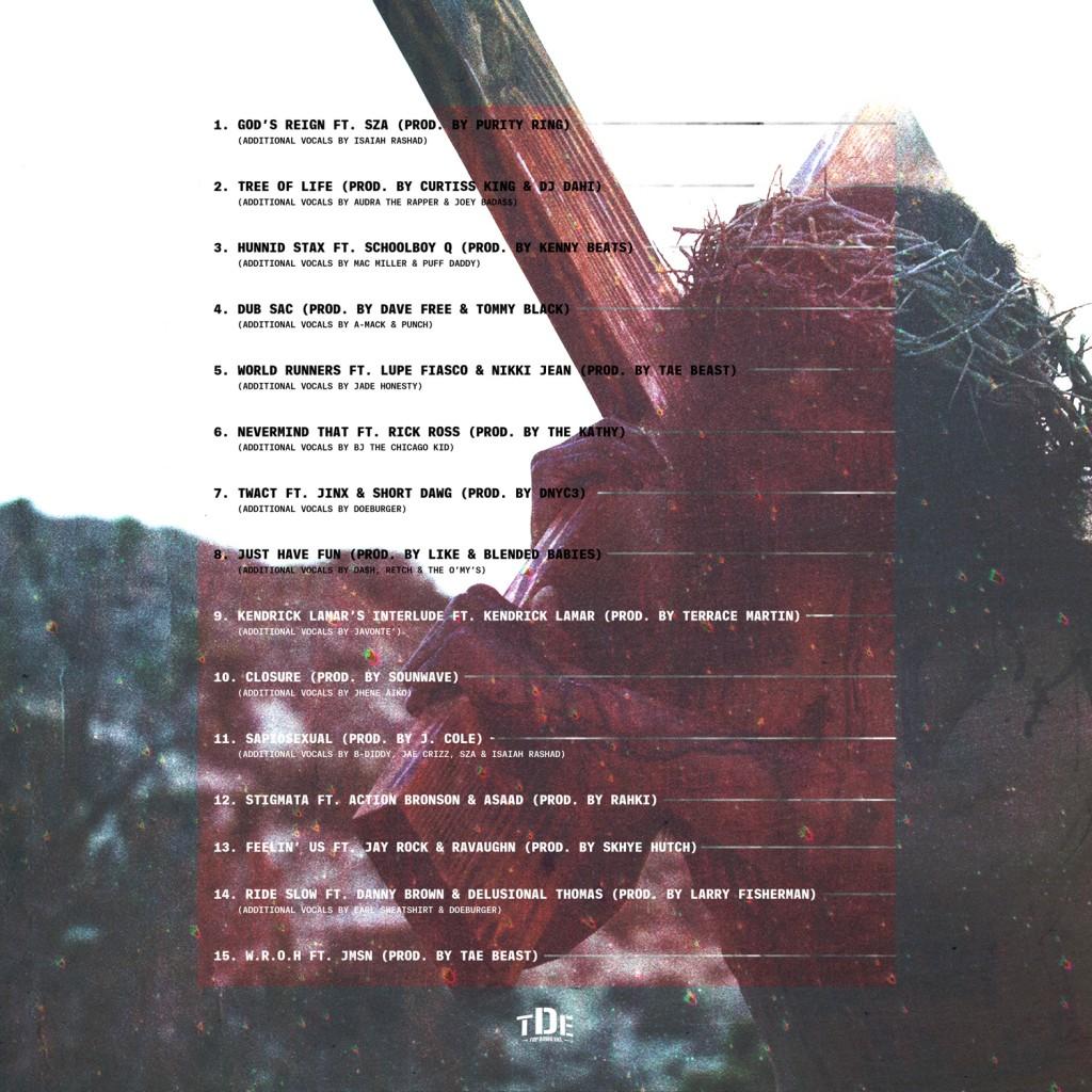 these days tracklist