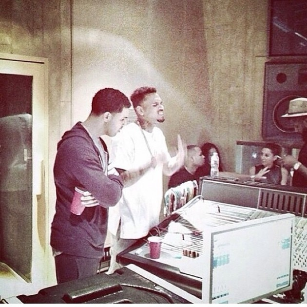 drake-chris-brown-rapradar
