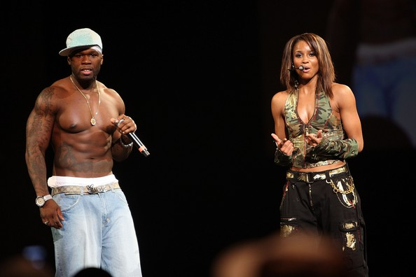 Was ciara and 50 cent dating