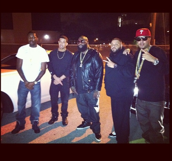 """On The Set: Rick Ross Ft. Drake x French Montana """"Stay ..."""